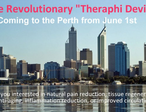 Theraphi Comes to Perth
